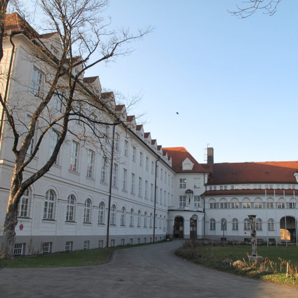 Generalsanierung Maria-Ward-Schule Nyphenburg