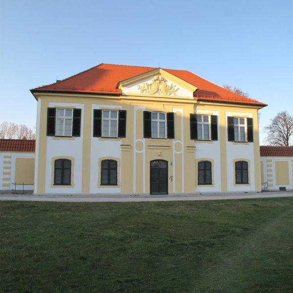 Tagesheim am Schlossrondell - Außenansicht